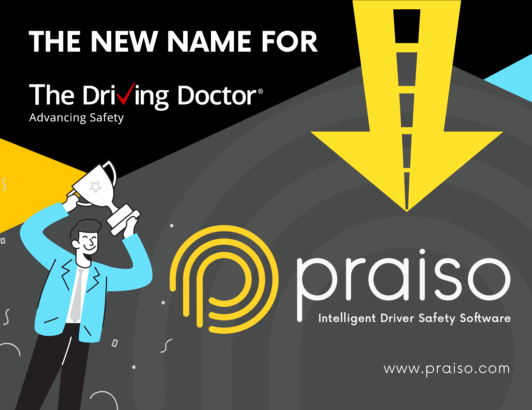PR Artwork_Praiso becomes the new name for The Driving Doctor
